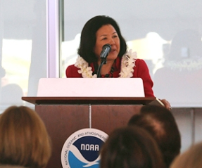Mrs. Irene Hirano Inouye