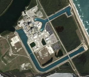 St Lucie Nuc power plant