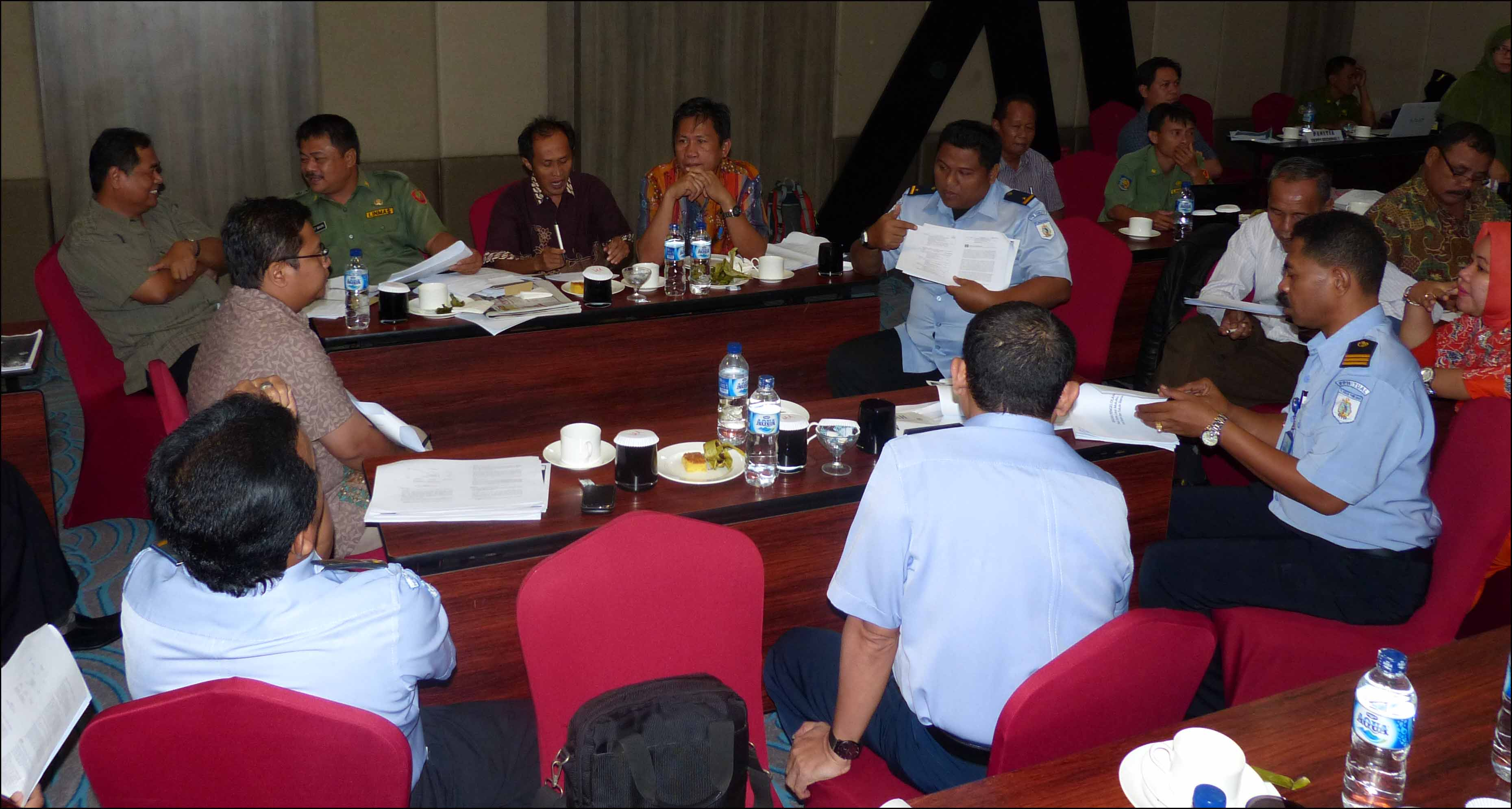 Indonesia Engages In An Ambitious Effort To Finalize Ecosystem Based Fisheries Management Plans Nationwide Noaa Pacific Islands Fisheries Science Center Blog
