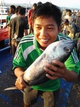 1.Fish Market Kendari