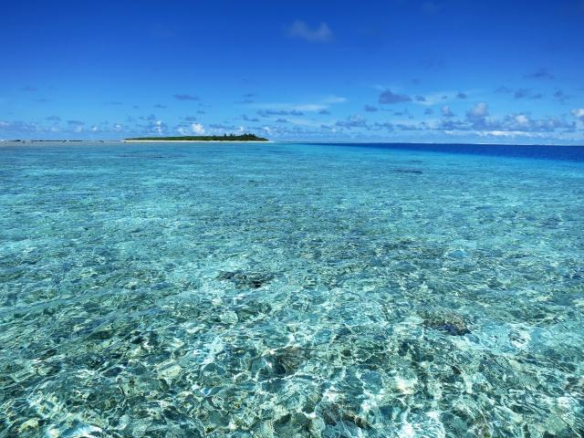 Rose Atoll in American Samoa