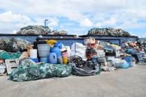 Debris Containers