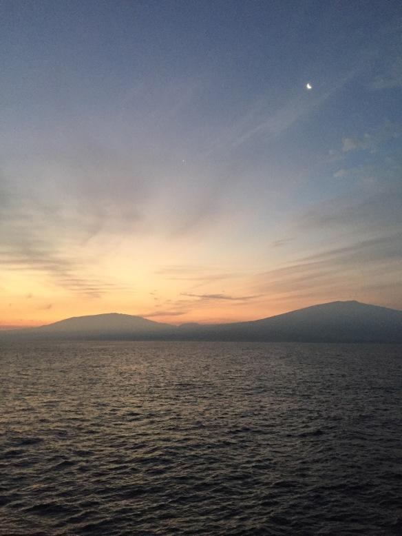 Kona Coast Sunrise