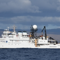 The HICEAS adventures continue: Two ships join forces to search for whales and dolphins in Hawaiian waters